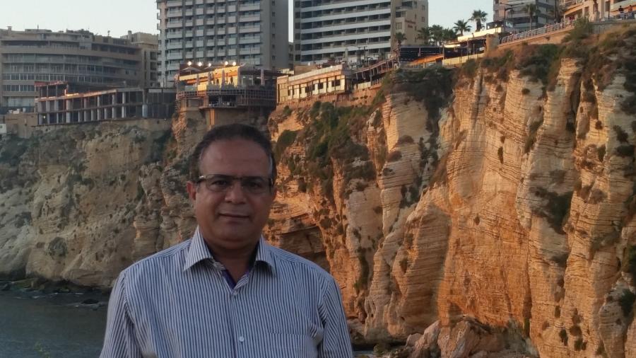 Amen Aldheyaee, 44, Basrah, Iraq