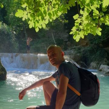 Emre Demir, 33, Izmir, Turkey