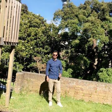 Talal, 35, Auckland, New Zealand