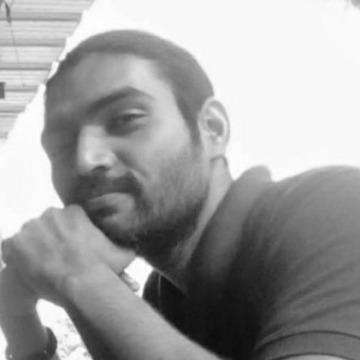 Amit Vikram, 27, Varanasi, India