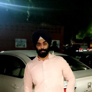 Aurobind Singh, 24, Patiala, India