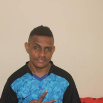 Qhristmas Edwhyn, 21, Makassar, Indonesia