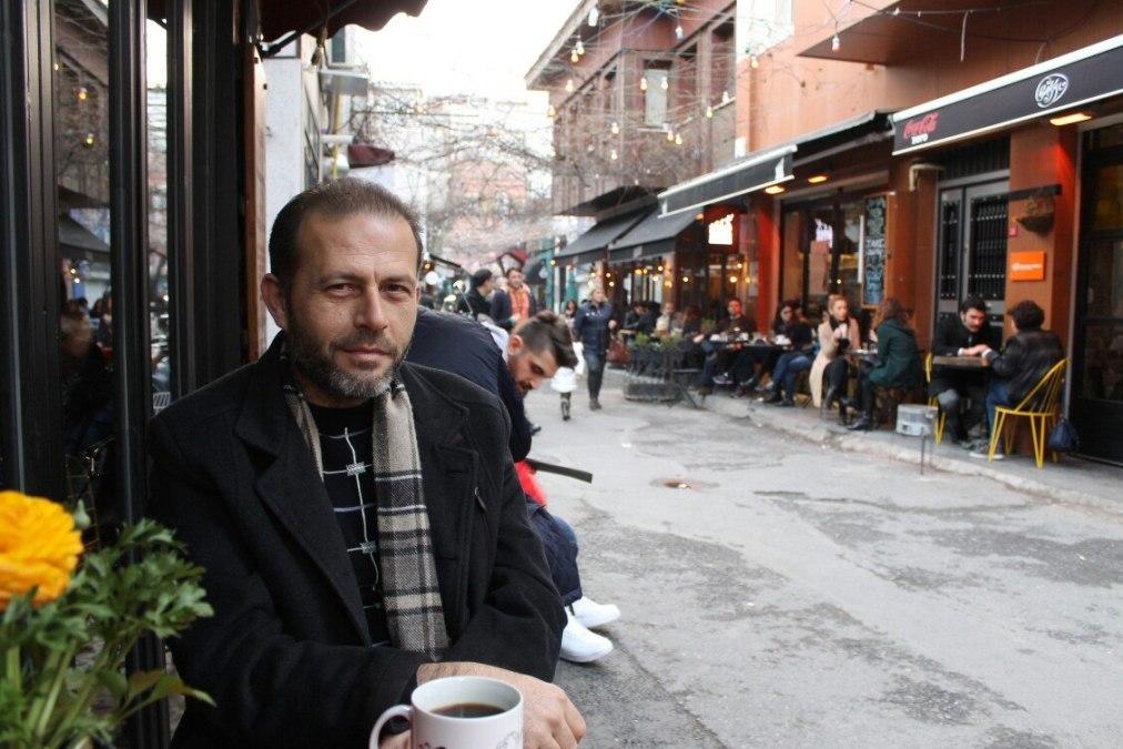 Enis Topak, 48, Izmir, Turkey