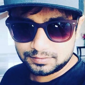 Nikhil Jadhav, 28, Thane, India