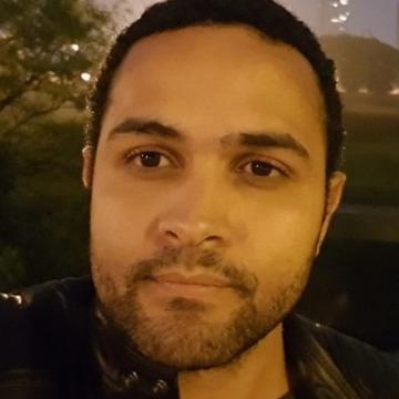 Izaias Mendes, 27, Sao Paulo, Brazil