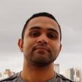 Izaias Mendes, 28, Sao Paulo, Brazil