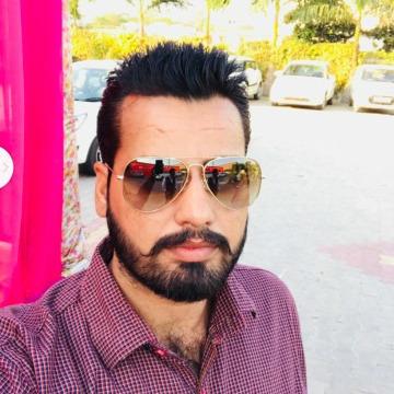 Manvir Dullat, 29, Chandigarh, India