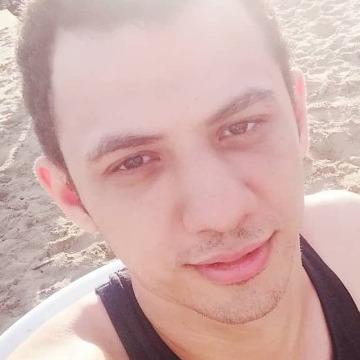 Farag Ahmed Omar, 29, Cairo, Egypt