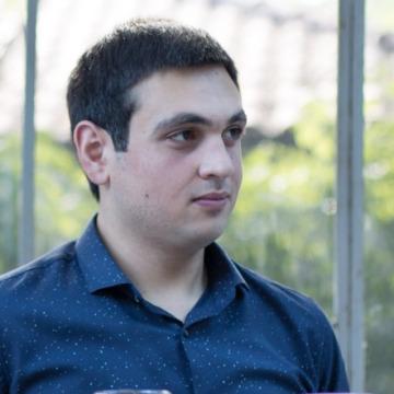 Konstantin Aslanyan, 22, Yerevan, Armenia