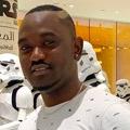 Sahr Kabineh Kpulun, 33, Sharjah, United Arab Emirates