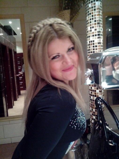 Lena Odarych, 34,