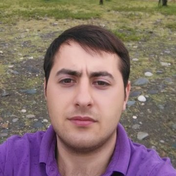 Nasimi Gadzhiev, 29, Baku, Azerbaijan