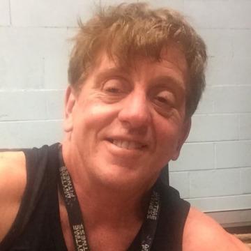 Stephen Dawe, 40, Sydney, Australia