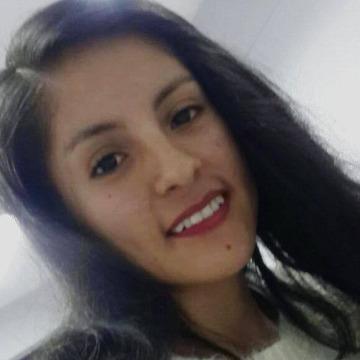 Karin Ramirez, 21, Lima, Peru