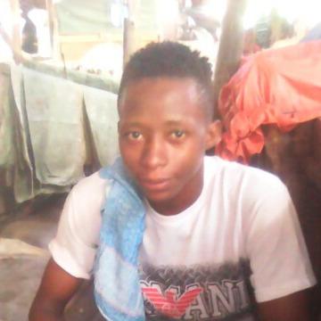 sultan, 23, Dar es Salaam, Tanzania