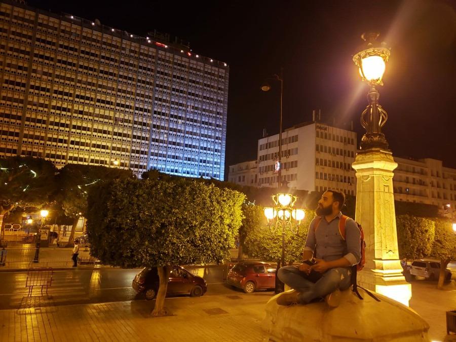 Marwen Hamrouni, 30, Tunis, Tunisia