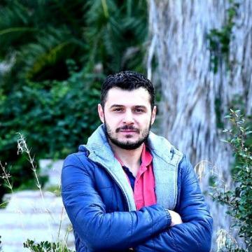 Oktay Srtky, 34, Izmir, Turkey