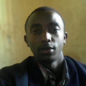 Marko Silas, 28, Arusha, Tanzania