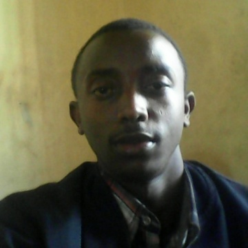 Marko Silas, 29, Arusha, Tanzania