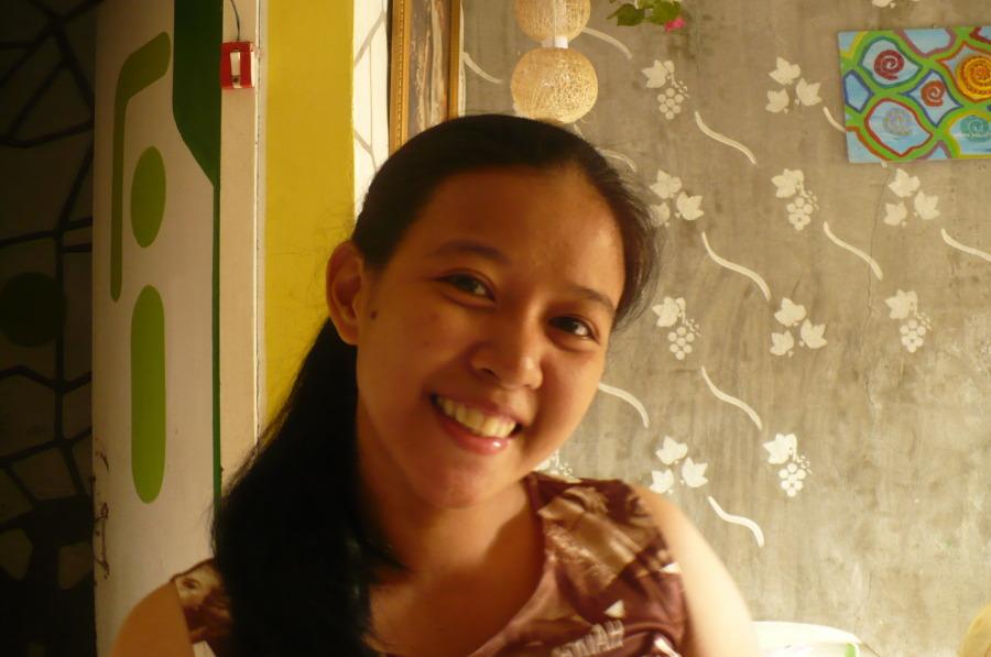 Melissa Leduna, 37, Davao City, Philippines