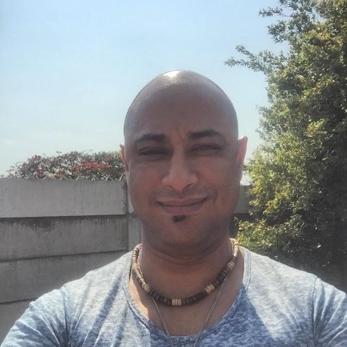 Sean Pillay, 53, Cape Town, South Africa