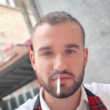 Redi Ismaili, 22, Tirana, Albania