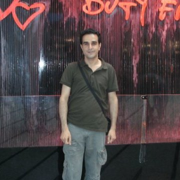 Adel Abbas, 37, Baghdad, Iraq