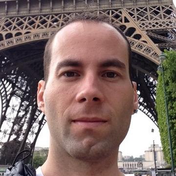 Patrik Mirilovic, 36, Zurich, Switzerland