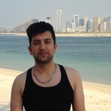 Rasool, 30, Tehran, Iran