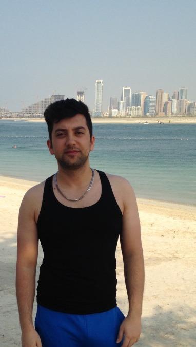 Rasool, 31, Tehran, Iran