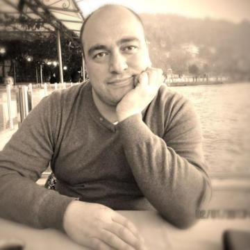 güray, 44, Istanbul, Turkey