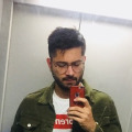 Anas Jameel, 27, Chandigarh, India