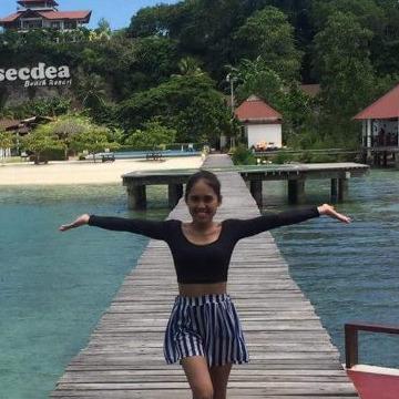 Joan, 30, Davao City, Philippines