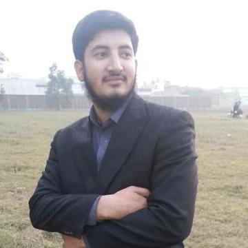 Hamad Shiekh, 25, Islamabad, Pakistan