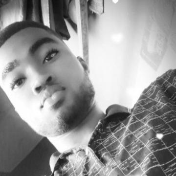 Samuel, 24, Accra, Ghana