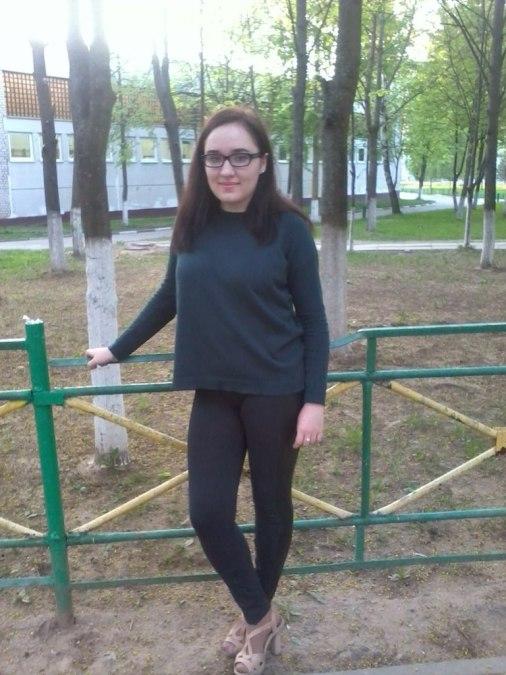 Inna Blokha, 24, Minsk, Belarus