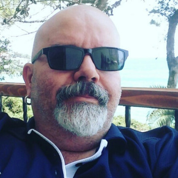 Gokhan, 46, Izmir, Turkey