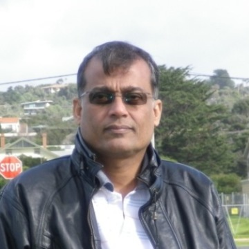 Usman Subhani, 50, Melbourne, Australia