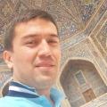 Bahrom Muzaffarov, 20, Tashkent, Uzbekistan