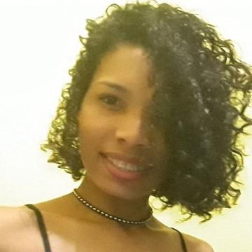 Valéria Castro, 26, Belo Horizonte, Brazil