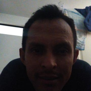 Dustin Cavero, 34, Callao, Peru