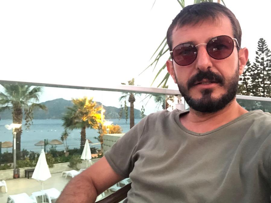 Ferhat, 33, Ankara, Turkey