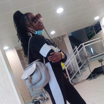 Adebisi Omowunmi, 26, Dubai, United Arab Emirates