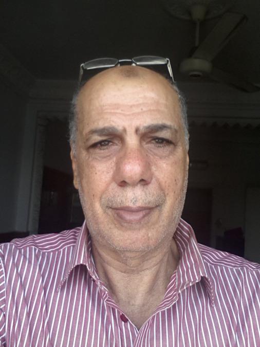 mostafa, 62, Port Said, Egypt