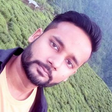 Saurav Kumar, 20, Calcutta, India