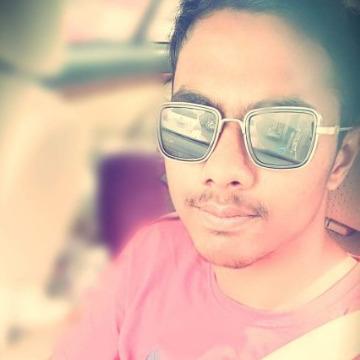 mr. Jubayer, 23, Dubai, United Arab Emirates