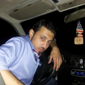 Hassan El Sayed, 33, Zahlah, Lebanon