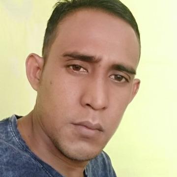 Rustam Fendy, 28, Surabaya, Indonesia
