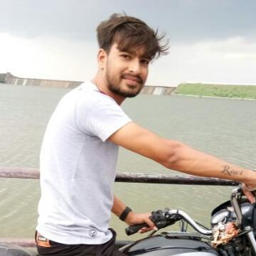 Ravi Patel, 26, Rajkot, India