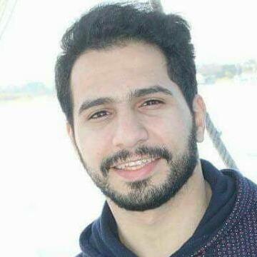 Besho Refaat, 27, Cairo, Egypt